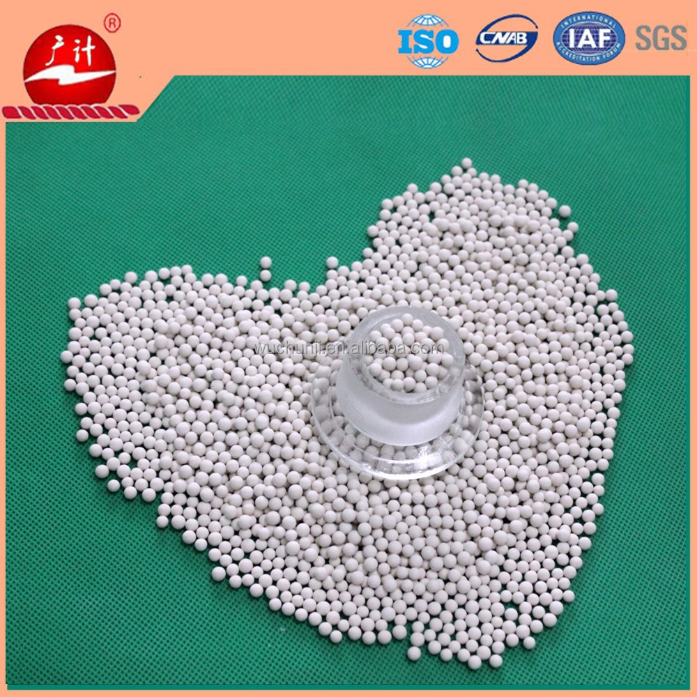 shanghai molsieve 3a natural drying agent