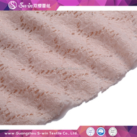 Chinese new arrival fancy design Apparel/Wedding dress Lace dry lace fabric