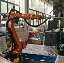 kuka abb educational robotic laser cutting welding arm