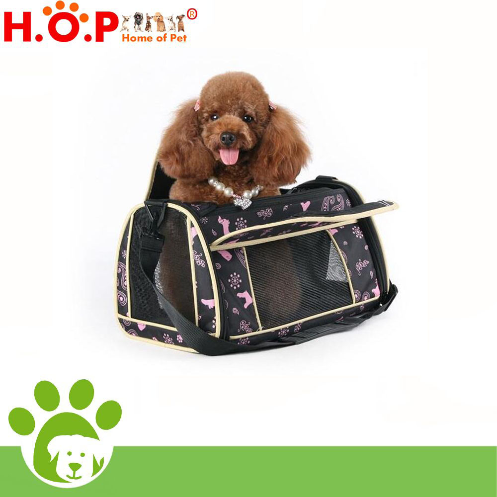 Collapsible pet crate/ Dog kennel soft fabric/ Pet carrier luggage