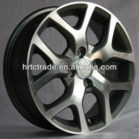 New type sliver replica car alloy wheels for japanese car