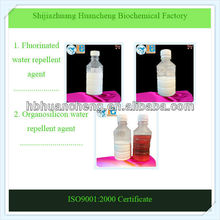 Chemical water repellent agent for textile finishing