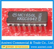 Electronics components MC1650L