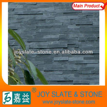 natural slate man made stone shower