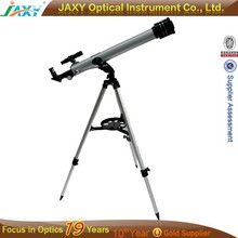China Supplier Educational Sky-watcher Telescope, Telescopes Astronomic,60mm Astronomical Refractor Telescope WT60700