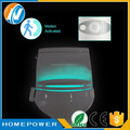 Hot sales top Quality body sensor night toilet light led