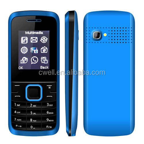 cheapest china mobile phone ECON F1801 1.77 inch Dual SIM Card Dual Standby 600mAh BL-5C Battery