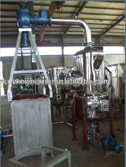 fruit jam concentrate boiler/fruit jam make machine
