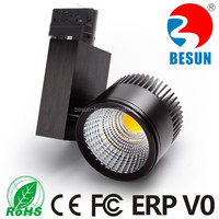 Excellent quality 30w aluminum led track light cob with 5 years warranty