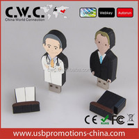 1gb 2gb 4gb 8gb 16gb 32gb high quality 3d sex cartoon usb with japan girl wholesale cute cartoon usb flash drive