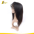 Cheap Prices New product glue less full lace wig with bangs