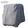 "4 Passengers golf cart storage cover (with 2 seater roof up to 58"") 108Lx48Wx66"""