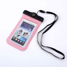 HT021 High Quality Cell Phone Compass Waterproof Bag for samsung s3