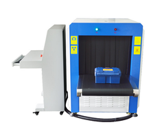 explosives and drug detection X-ray automatic identification software system X Ray Luggage Scanner