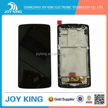 hot sale wholesale good price lcd touch panel for LG nexus 5 D820 screen complete assembly