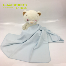 super Soft and luxurious bamboo blanket for baby use customized bamboo fleece baby blanket