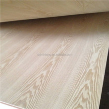 China AAA grade natural red oak plywood, walnut plywood, red cedar plywood