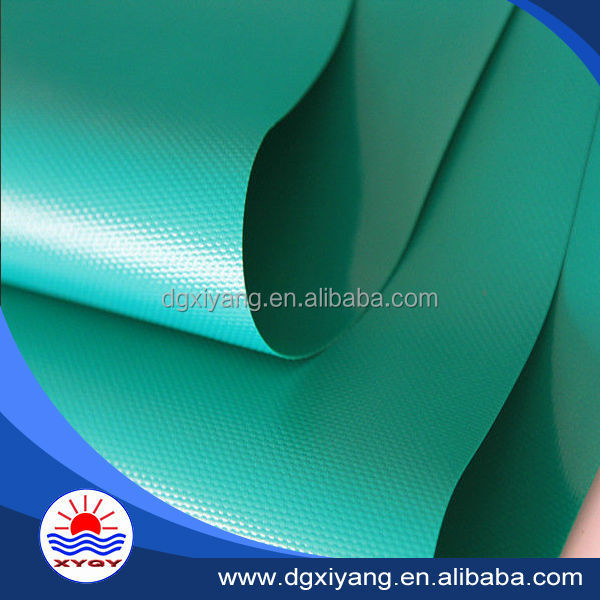 any size coated polyester pvc coated canvas tarpaulin