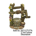 Outdoor Garden Sculpture Resin Craft Garden Decoration