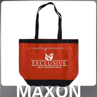 factory price fashion recycled conference tote bag