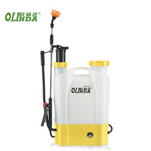 Factory agricultural lawn garden electric 16 liters battery knapsack sprayer philippines for sale