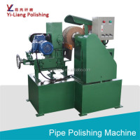 pipe grind polisher/sisal wheel grinder