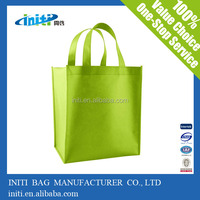 Simple nonwoven shoulder bag Nonwoven shoulder bag with body material handle Colorful pp nonwoven shoulder bag