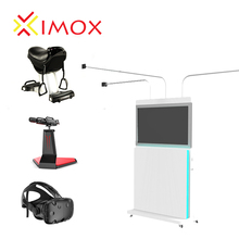 Ximox Gatlin Horse Riding Game VR Simulator Machine