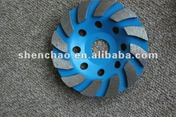 Diamond saw blade-CUP(T)