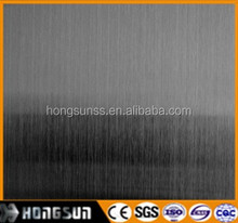 0.6mm-3.0mm 316 titanium coated stainless steel sheet\plate
