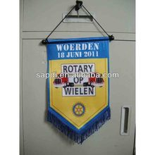Hanging Picture,Pennant, cheap custom hanging pennan