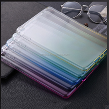 Wholesale Discoloration TPU Back Cover Case For Ipad Mini 4