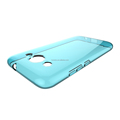 clear Transparent soft mobile phone case for Huawei Y3 2017 tpu back cover
