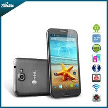 5.7 inch HD android 4.2 mtk6589 quad core smartphone THL W7s W7