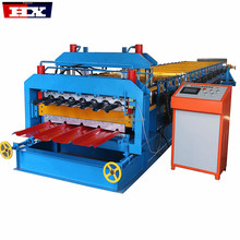 Aluminum Cold Rolling Mill/Metal Roofing Sheet Making Machine made in China
