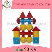 Hot sale educational toys puzzle and plastic ball tube toys