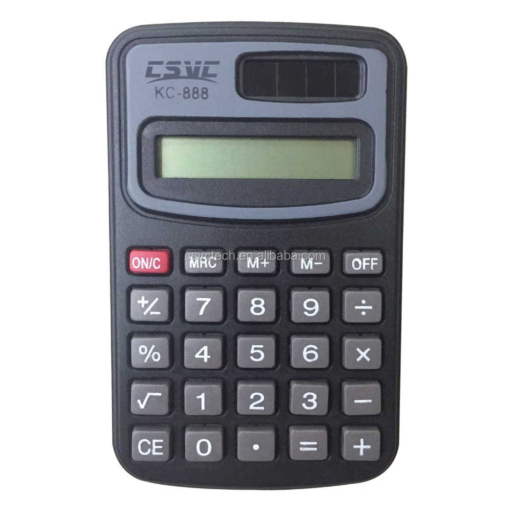 GIFT MINI Size CASIO Calculator KC-888