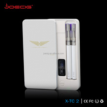 Hot sell mini health electronic cigarette with slip PCC case 1200mah