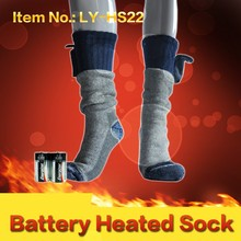 thermal Rechargeable Battery Heated Socks for men
