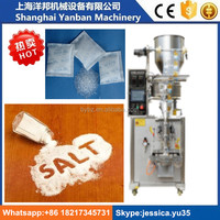 Automatic Small Salt Sachet Filling and Sealing Machine