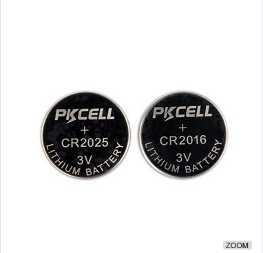 2018 hot selling popular watches battery 3v cr2025 button cell battery