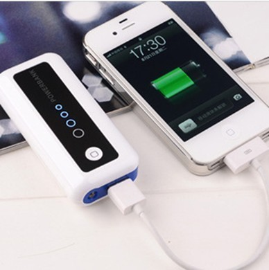 Portable USB Power Bank Backup Battery External Battery Charger for Apple iPhone iPad HTC Samsung Nokia Mobile Phone