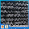 Hot Rolled black steel angle bar / angle iron SS400 price list 50x6mm 6M length