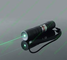 OXLasers OX-G306-1 100mW burning focusable MINI Green Laser Pointer torch light matches visible green beam