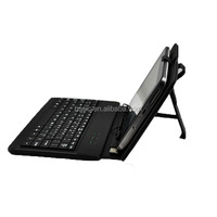 Neppt new design universal 7inch tablet leather case with keyboard from made in China