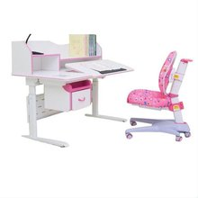 Newest portable height adjustable desk for child study