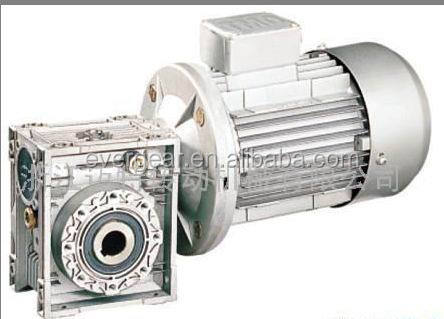 Mini motor induction AC geared motor 3phases, 220 Vac, 400 Vac, 400RPM