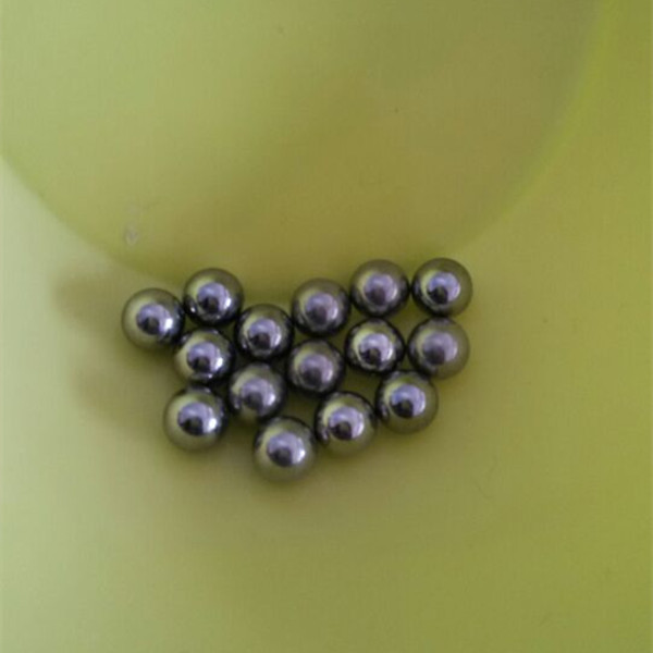 factory supply 9.525mm AISI316 AISI304 stainless steel balls free shipping
