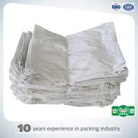 Chinese wholesale plastic packaging bopp film laminated pp woven bag