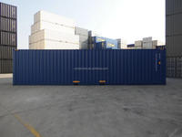 inexpensive 40HC used cargo worthy shipping container good condition